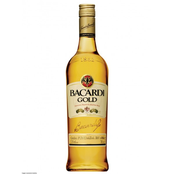 Bacardi Bacardi Gold 750 ml