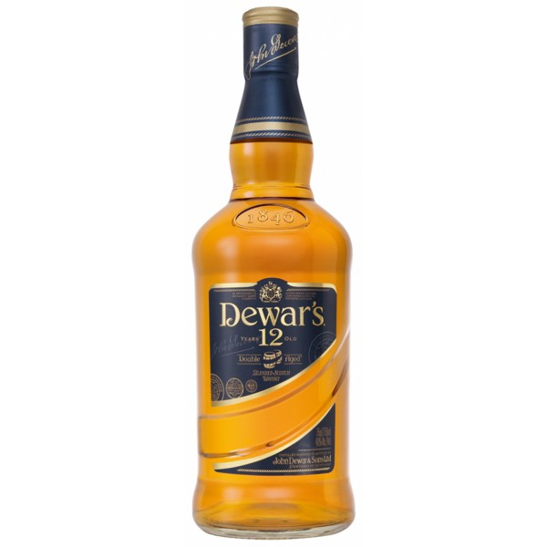 Dewars Dewars 12 Yrs 50 ml