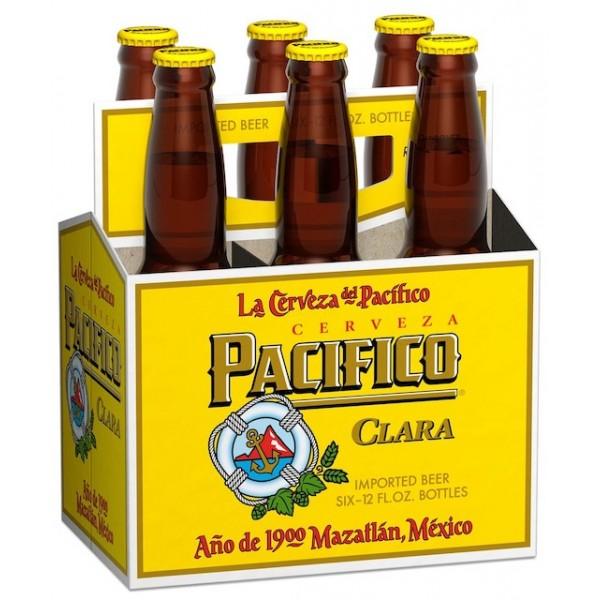 Pacifico Pacifico 6 pk btls