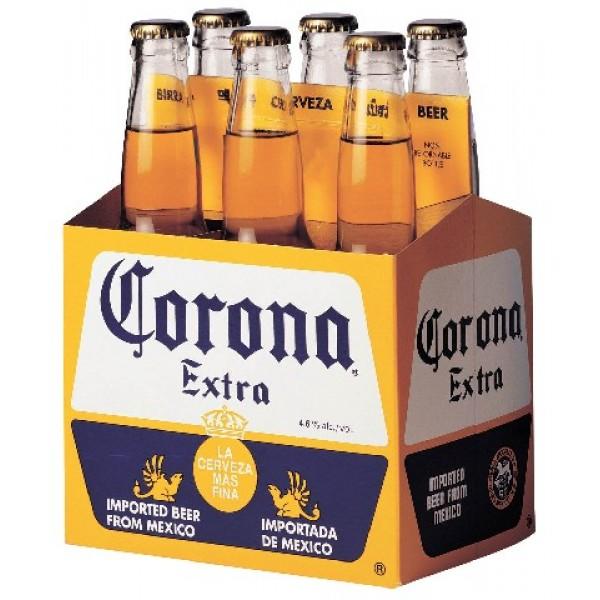 Corona Corona 6pk btls