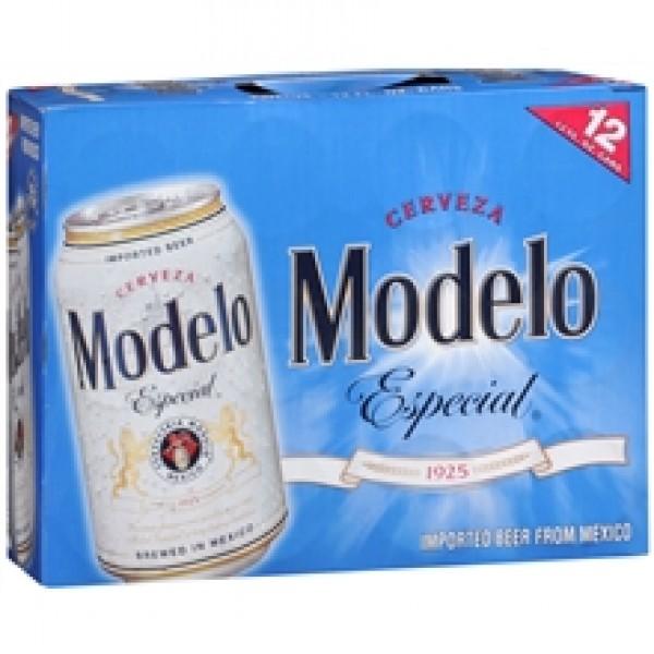 Cerveza Modelo Especial Cerveza Modelo Especial Beer 12pk