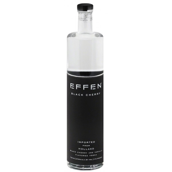Effen Effen Vodka Black Cherry 750 ml