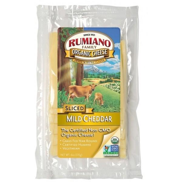 Rumiano Mild Cheddar 6 oz