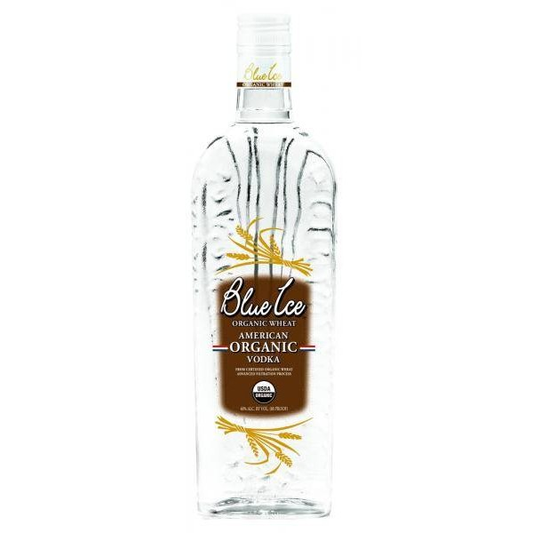 Blue Ice Blue Ice Organic Vodka 750 ml