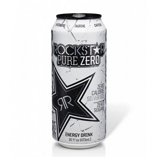 Rockstar Rockstar Pure Zero 16 oz