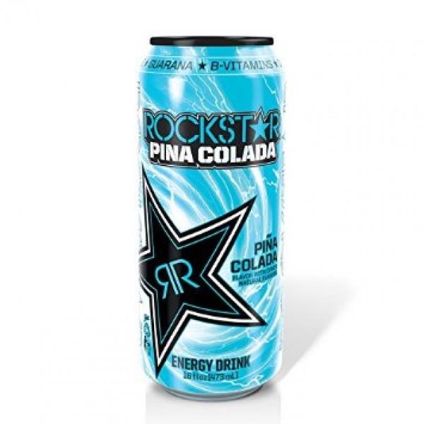 Rockstar Rockstar Pina Colada 16 oz