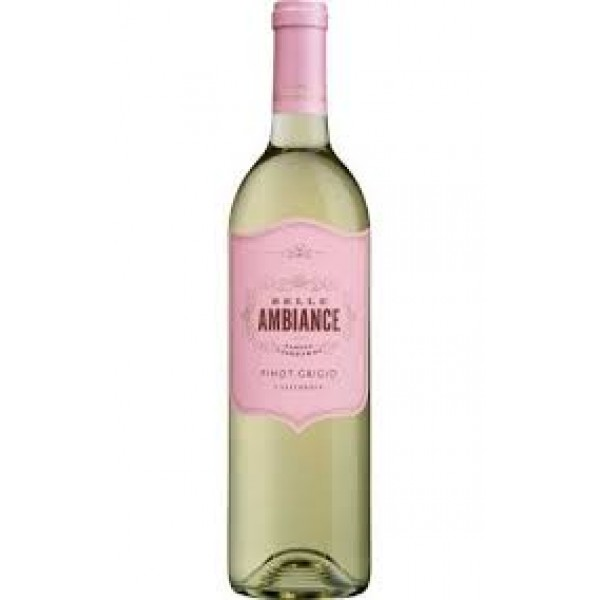 Belle Ambiance Belle Ambiance Pinot Grigio 750 ml