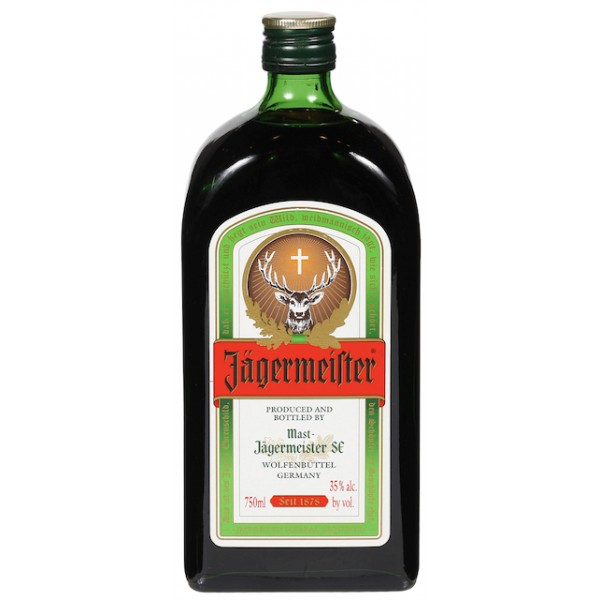 Jagermeister Jagermeister Herbal Liqueur 750 ml