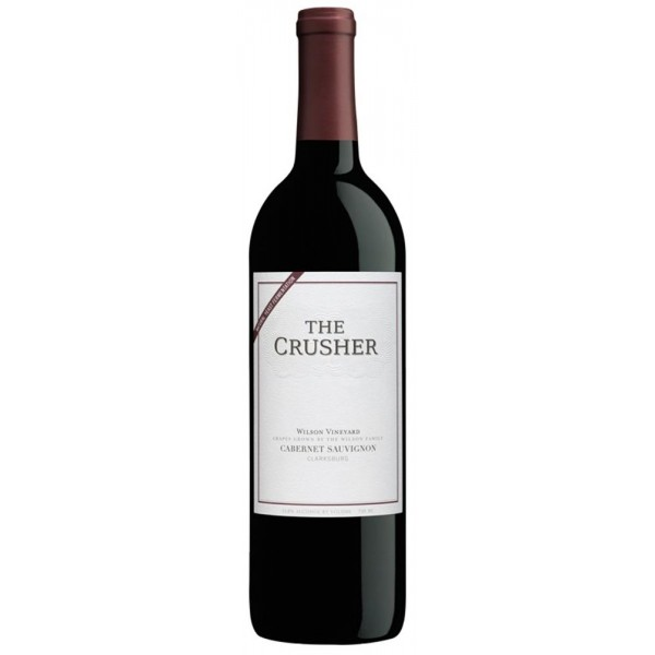 The Crusher The Crusher Cabernet Sauvignon 750 ml