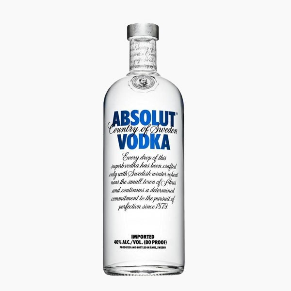 Absolut Absolut Vodka 750 ml