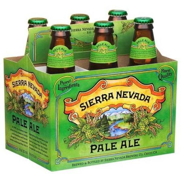 Sierra Nevada Sierra Nevada Pale Ale 6 pk
