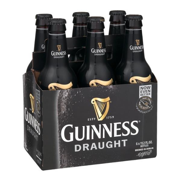 Guinness Draught Guinness Draught 11.2 oz 6 pk