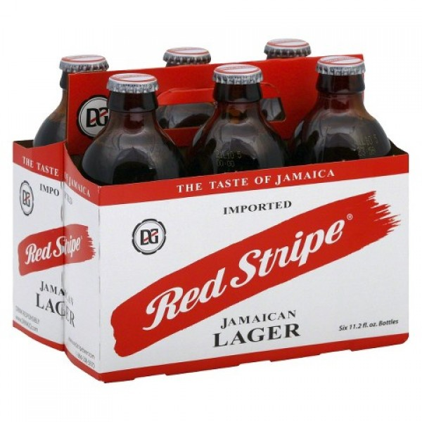 Red Stripe Red Stripe 6pk btl 11.2 oz