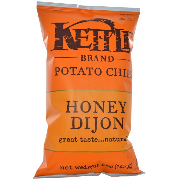 KettleBrand Kettle Brand Honey Dijon Chips 5 oz