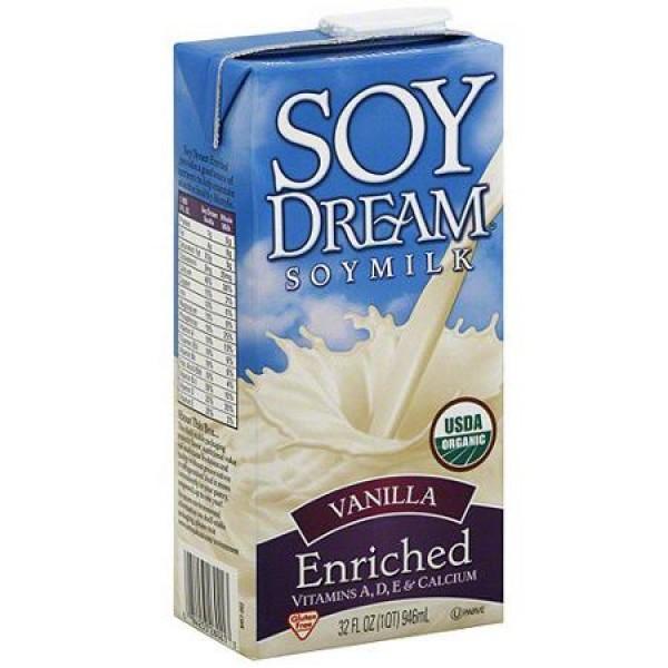 Soy Dream Organic Soy Dream Vanilla Soy Milk 32 oz