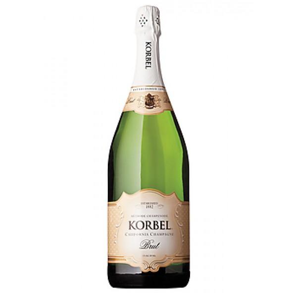 Korbel Korbel Brut Champagne 750 ml