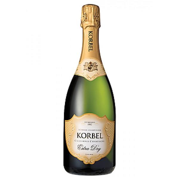 Korbel Korbel Extra Dry Champagne 750 ml