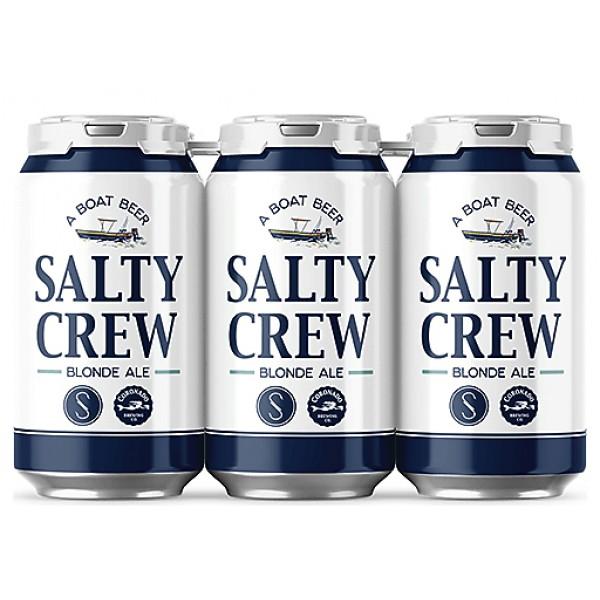 Coreonado Salty Crew  Blonde Ale 6pk Can