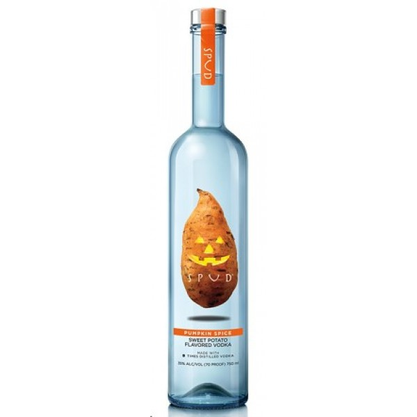 Spud Spud Pumpkin Spice Vodka 750 ml