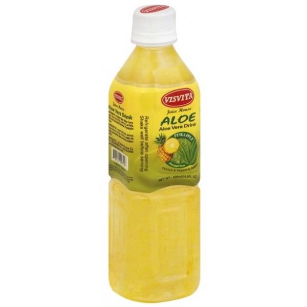 Visvita Aloe vera Pineapple 50.7 oz