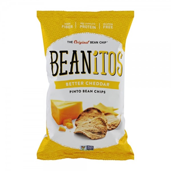 Beanitos Beanitos Cheddar Chips 6 oz