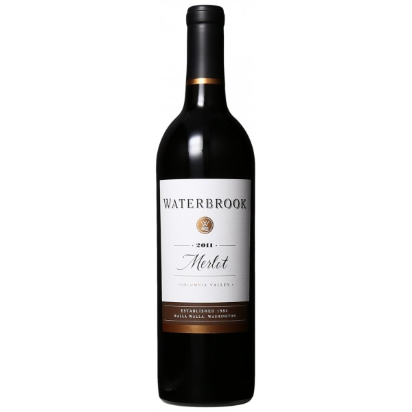 Waterbrook Waterbrook Merlot 750 ml