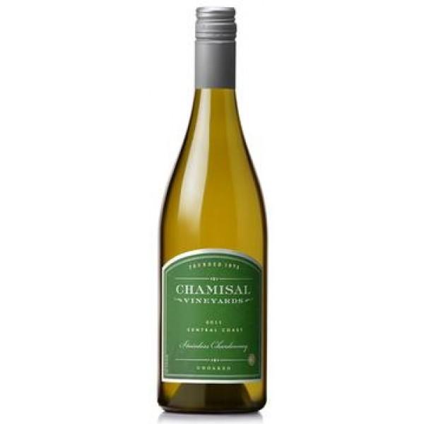 Chamisal Vineyards Chamisal Vineyards Stainless Chardonnay 750 ml.