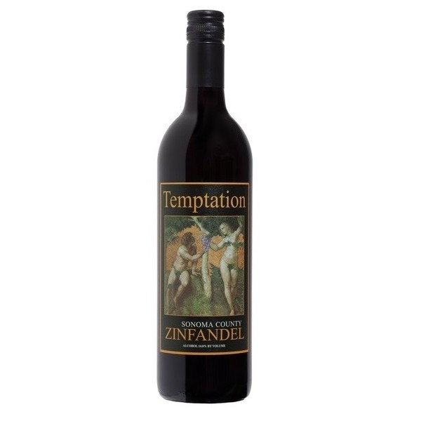 Alexander Valley  Zinfandel Alexander Valley Temptation 750 ml
