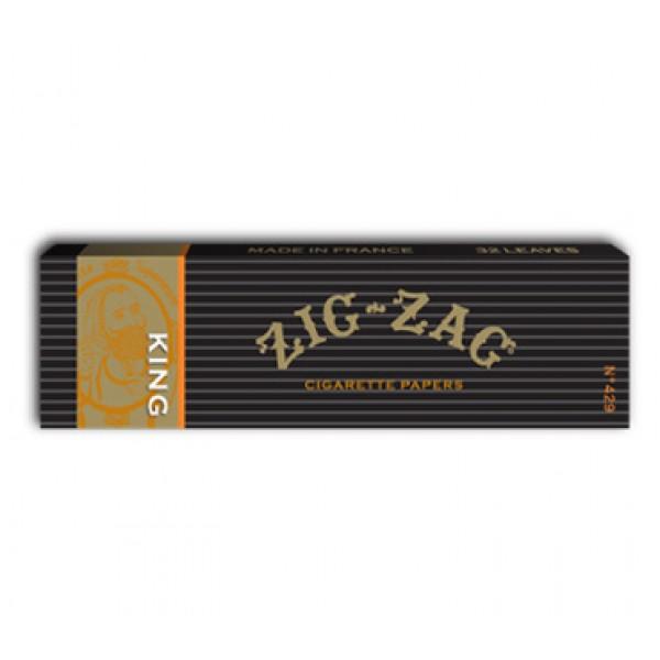 Zig Zagr Zig Zag Paper King