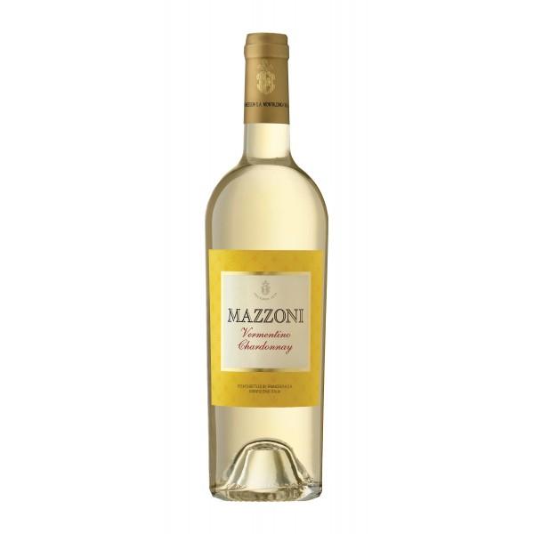 Mazzoni Mazzoni Vermentino Chardonnay 2012 750 ml.