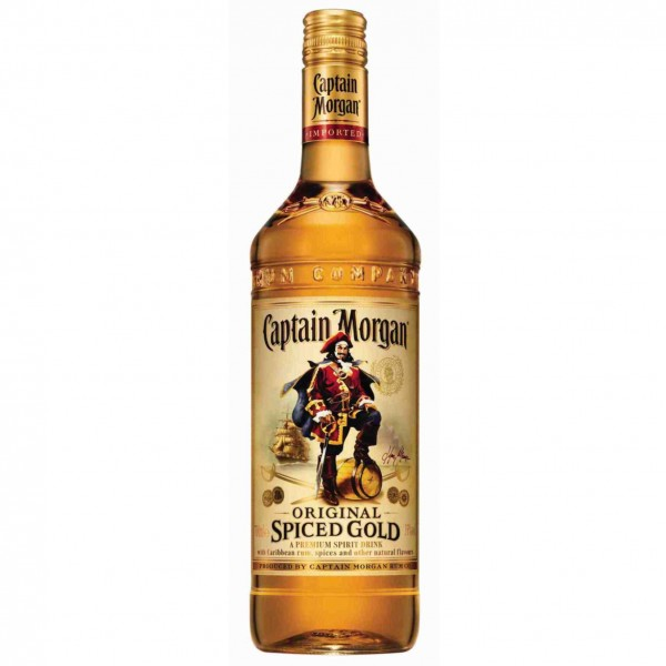 Captain Morgan Captain Morgan Spiced Rum 750 ml