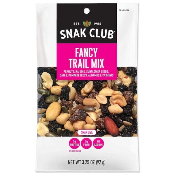 Snak Club Snak Club Fancy Trail Mix 2 oz