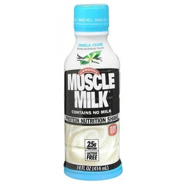 Muscle Milk Muscle Milk Vanilla Creme 14 oz