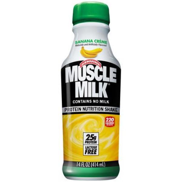 Muscle Milk Muscle Milk Banana Creme 14 oz