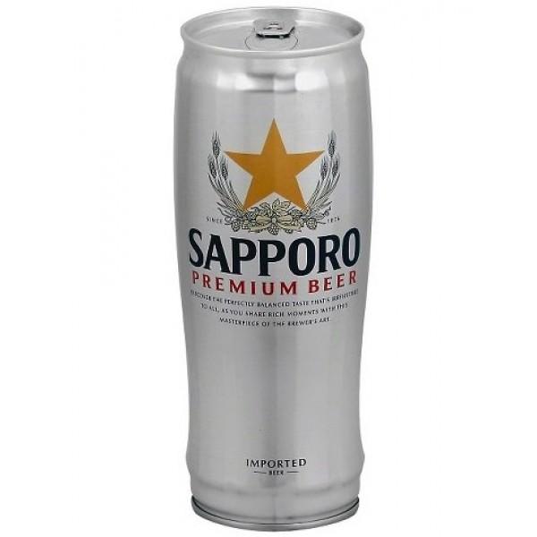 Sapporo Sapporo Premium Beer 22 oz