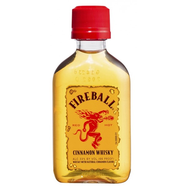 Fireball Fireball Cinnamon Whiskey 50 ml
