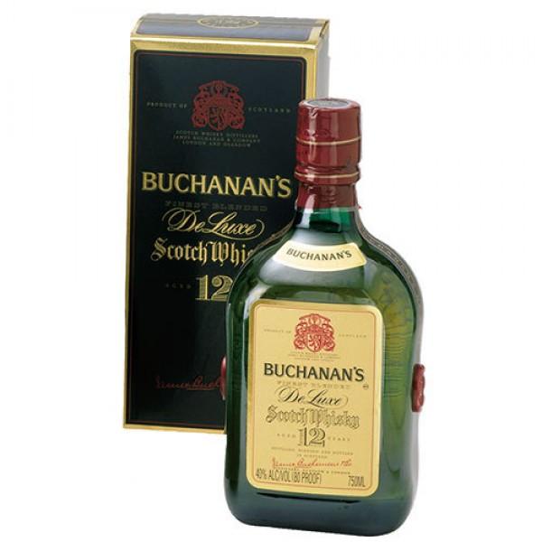 Buchanans Buchanans De Luxe Scotch Whisky 12 Yrs 750 ml