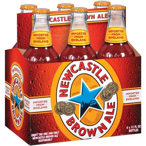 Newcastle Newcastle 6 pk 12 oz btl