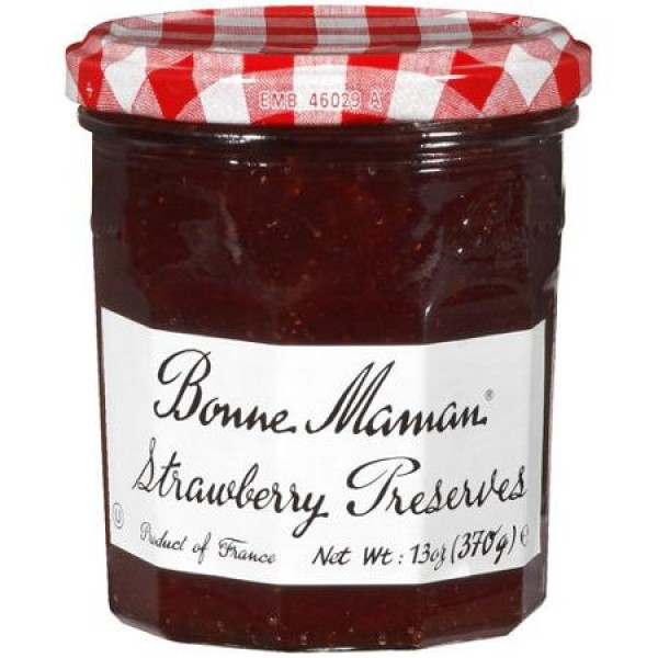 Bonne Maman Bonne Maman Preserves Strawberry 13 oz