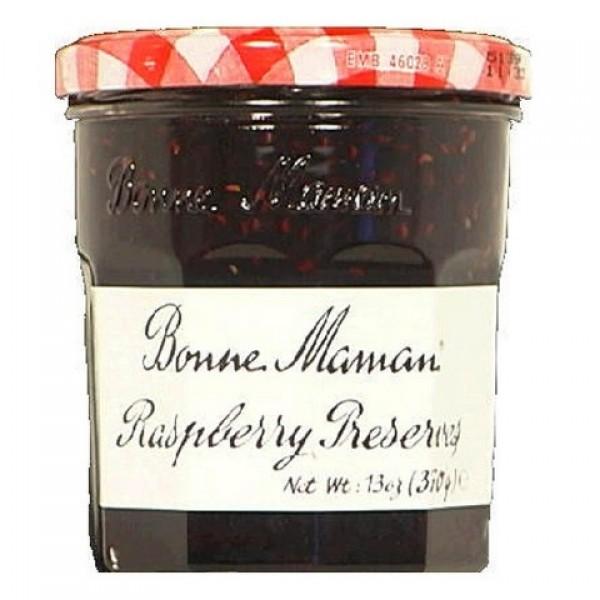 Bonne Maman Bonne Maman wild raspberry preserves 13 Oz