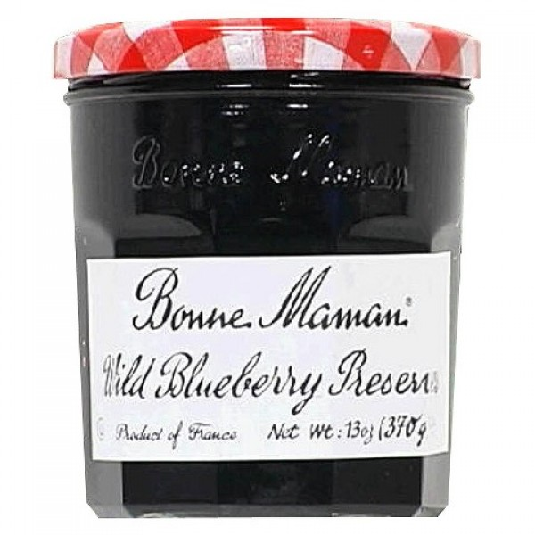 Bonne Maman Bonne Maman Wild Blueberry Preserves 13 Oz