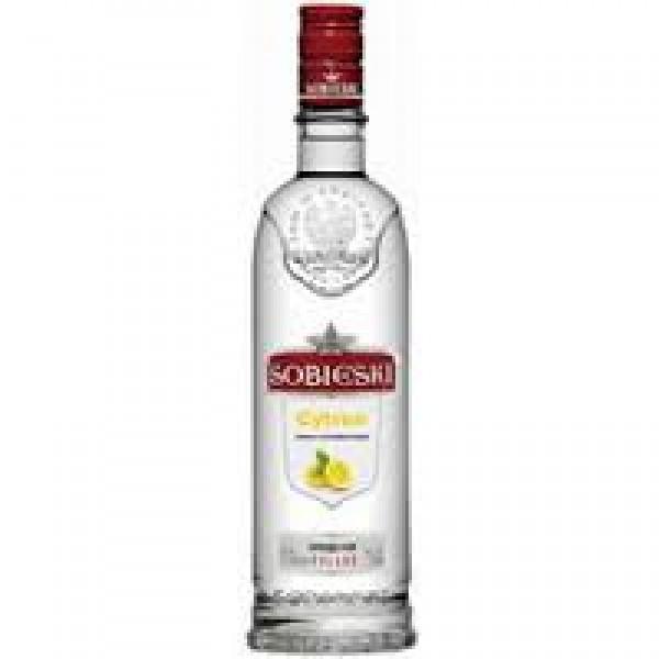 Sobieski Sobieski Cytron Vodka 750 ml