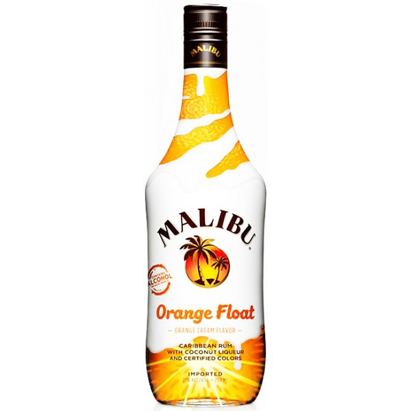 Malibu Malibu Rum Orange Float 750 ml