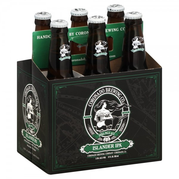 Coronado Brewing Co. Coronado Islander IPA 6pk 12 oz