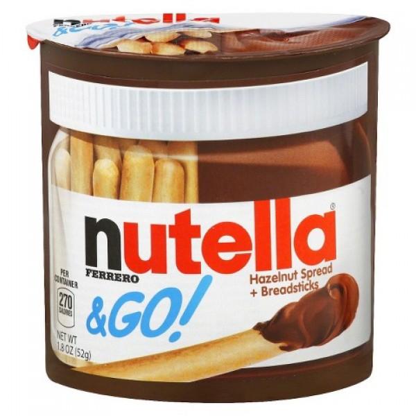 Nutella & Go Nutella & Go 1.8 oz