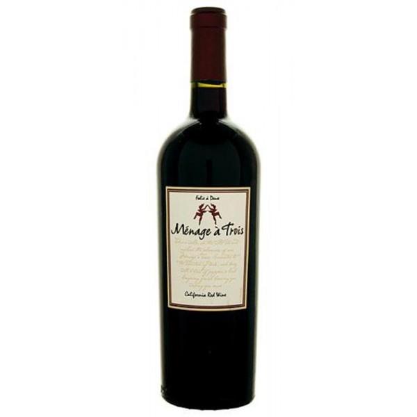 Folie a Deux Folie a Deux Menage Red Wine 750 ml